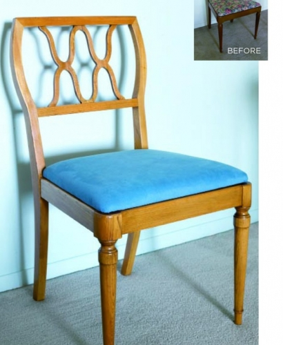 Interested in upholstering?