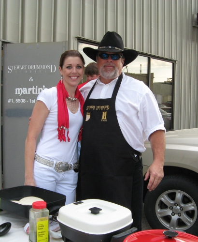 Cowboy and Cowgirl Breakfast at SDS