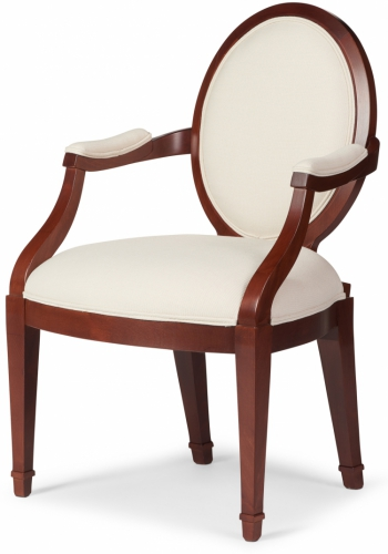 6000 Gresham House Furniture Dining Chair Style #6000 - angle view