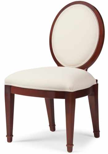 6001 Gresham House Furniture Dining Chair Style #6001 - angle view