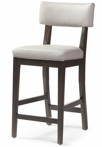 Jaime Counter Stool Gresham House Furniture Style #6137 counter stool - Angle  View