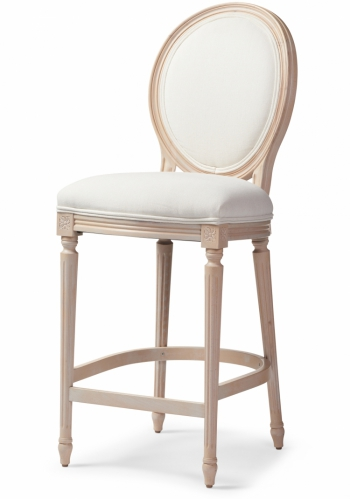6202 Gresham House Furniture Style #6202 Bar & Counter Stool - angle view