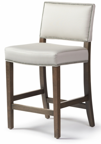 Millie #6196 Gresham House Furniture Style #6196 Bar Stool - angle view