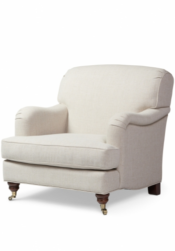 5065 Gresham House Furniture Style #5065 Classic William Birch chair - angle view