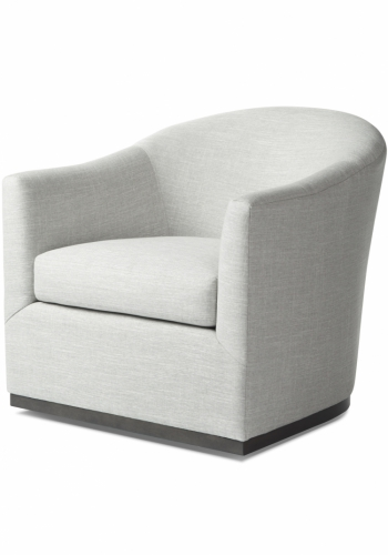 7006 Gresham House Furniture Style #7006 Swivel Tub Chair
