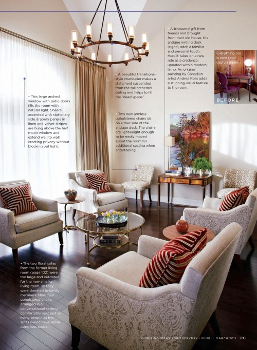 Delightful You Can Check Out Gresham House Showcased In One Of Jeffery Fischeru0027s  Beautiful Interiors Which Has Been Featured In Canadian Living Magazine.