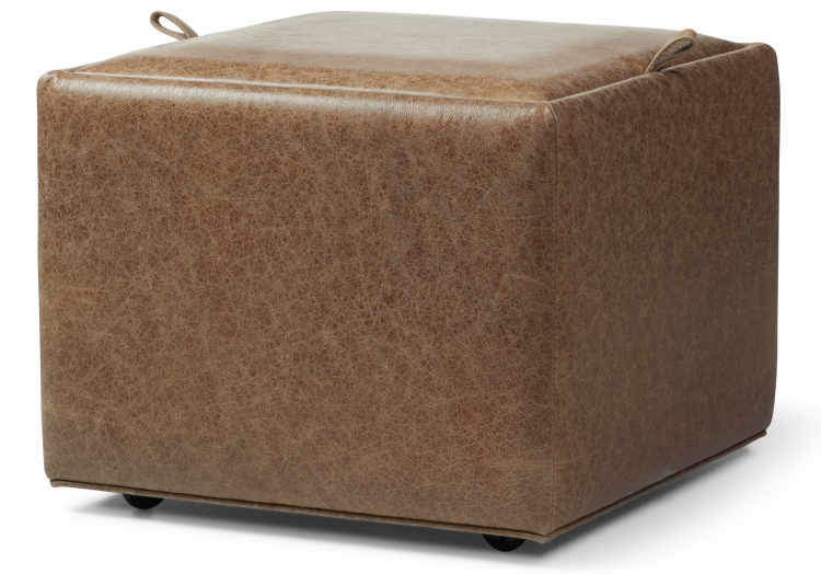 7920 Gresham House Furniture Flip lid storage ottoman.