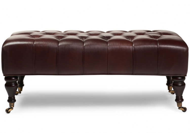 7940 Gresham House Furniture Ottoman Style #7940 - front
