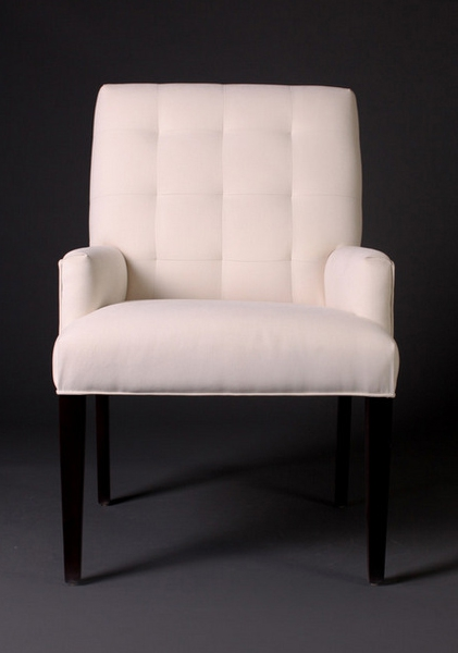 6105 Gresham House Furniture Chair Style #6105 - front