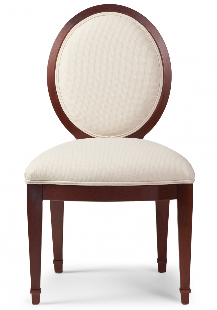 6001 Gresham House Furniture Dining Chair Style #6001 - front