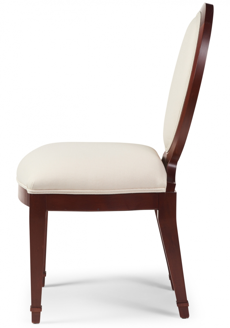 6001 Gresham House Furniture Dining Chair Style #6001 - side
