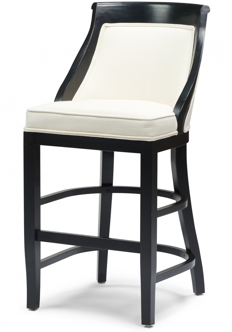 6032 Gresham House Furniture Style #6032 Bar & Counter Stool - Angle View