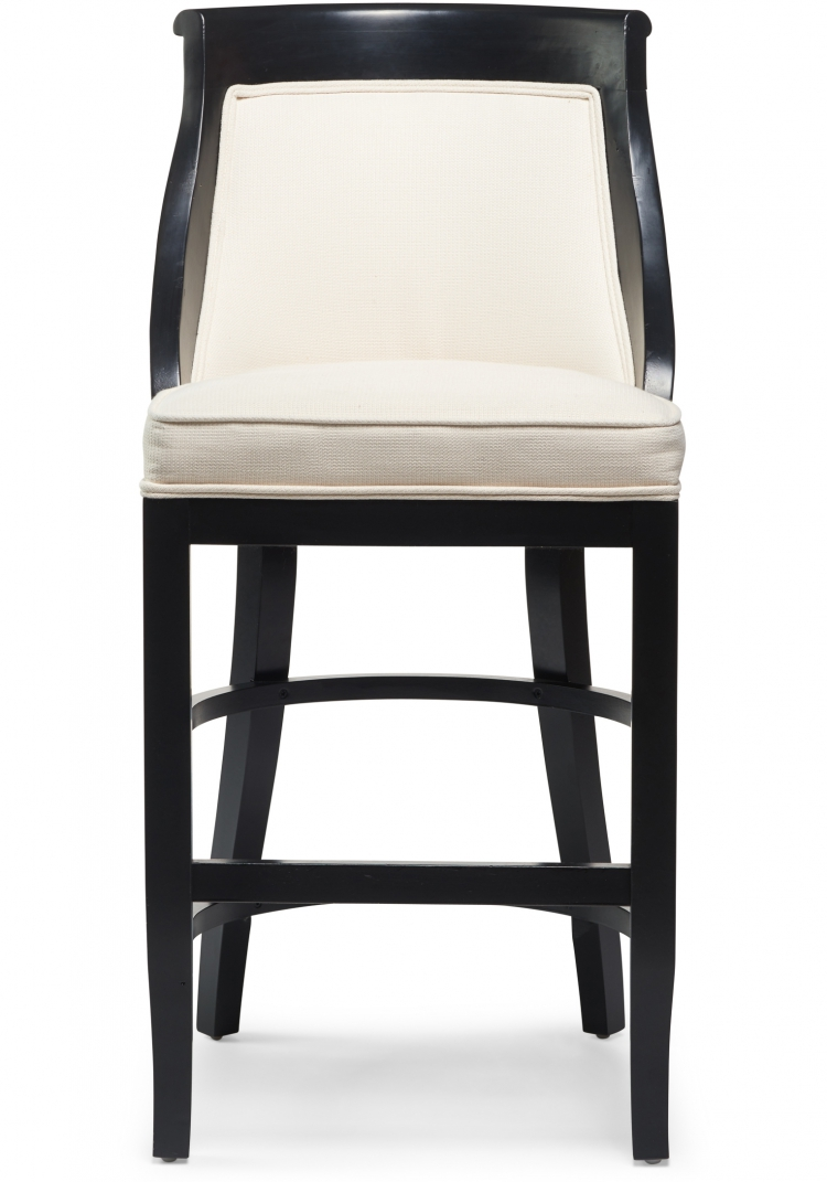 6032 Gresham House Furniture Style #6032 Bar & Counter Stool - Front View