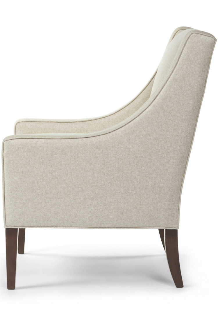 7063 Gresham House Furniture Dining Chair Style #7063 - side