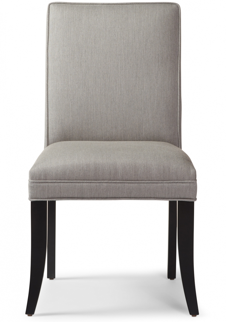 6103 Gresham House Furniture Dining Chair with NO Studs / Style #6095 - front