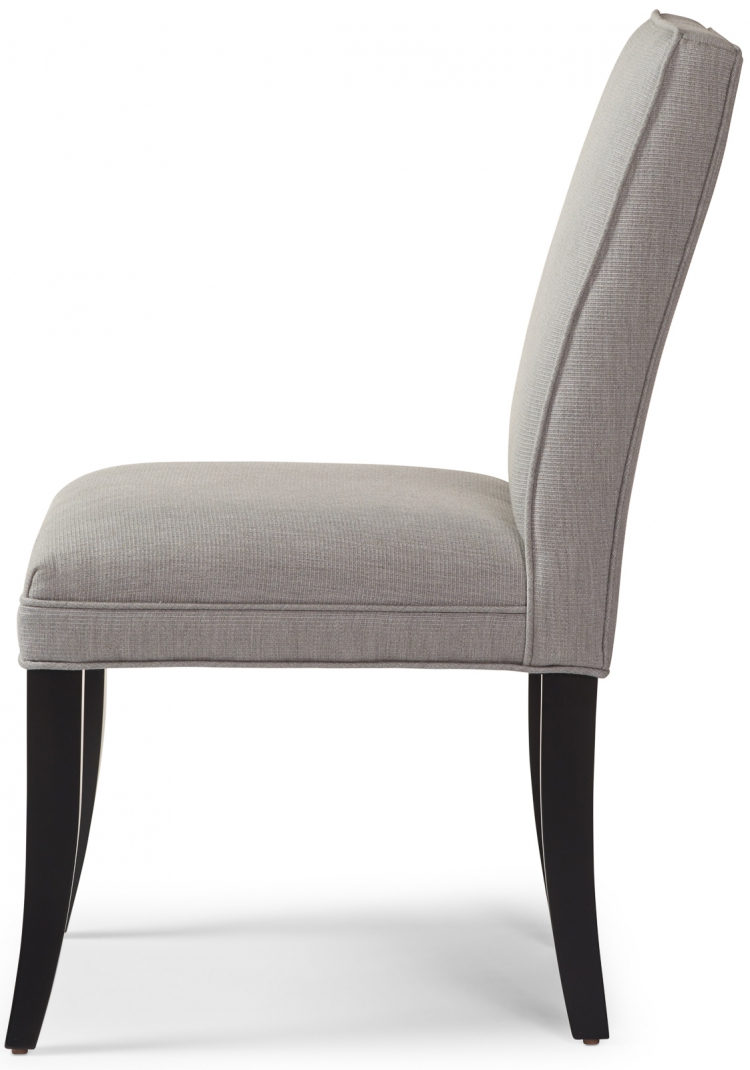 6103 Gresham House Furniture Dining Chair with NO Studs / Style #6095 - side