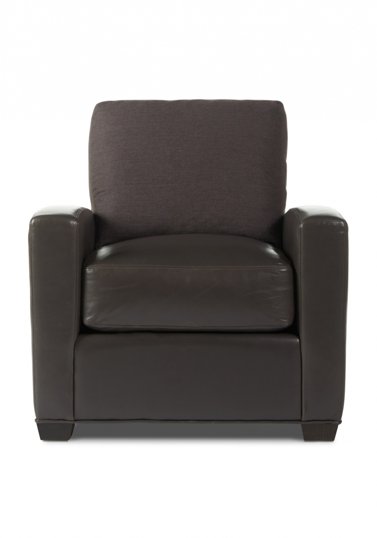7405 Gresham House Furniture The perfect lounge chair Style #7405 - front