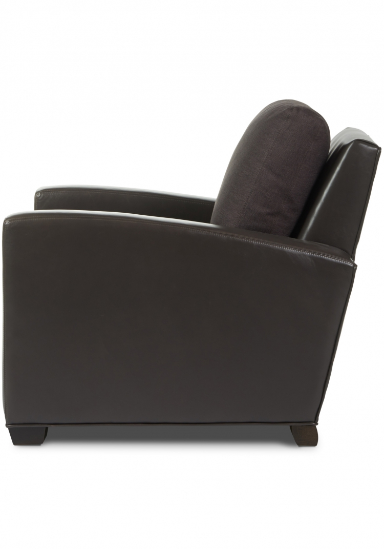 7405 Gresham House Furniture The perfect lounge chair Style #7405 - side