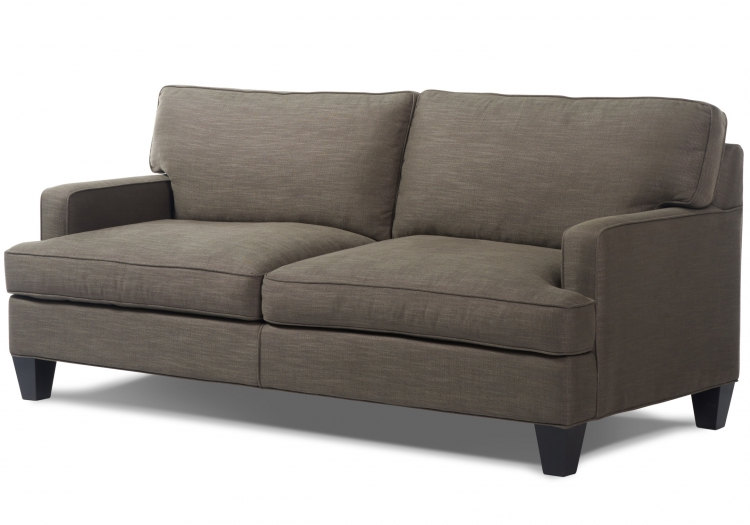 9000s or 4550d Gresham House Furniture Sofa with classic tuxedo arm Style #9000s or 4550d