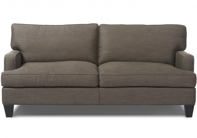 Henry 9000s or 4550d Gresham House Furniture Sofa with classic tuxedo arm Style #9000s or 4550d - front view