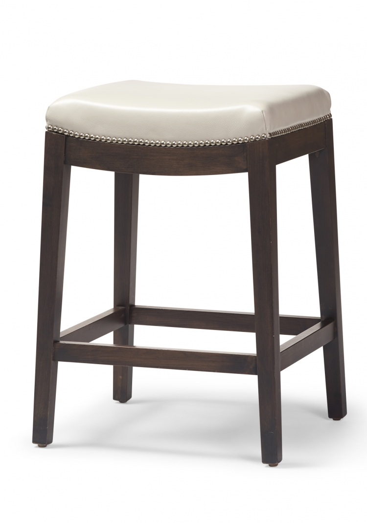 Carey 6194 Gresham House Furniture Style #6194 Bar Stool - angle view