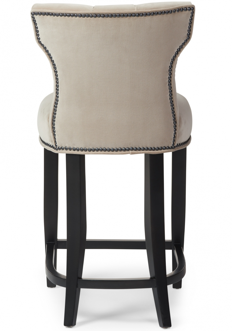 6072 Counter Stool Gresham House Furniture Style #6072 Counter Stool - Back View
