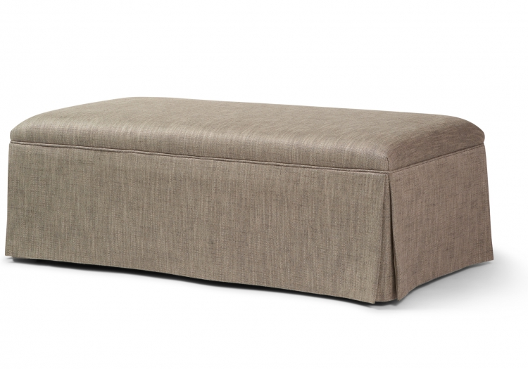 7962 Gresham House Furniture elegant Ottoman Style #7962