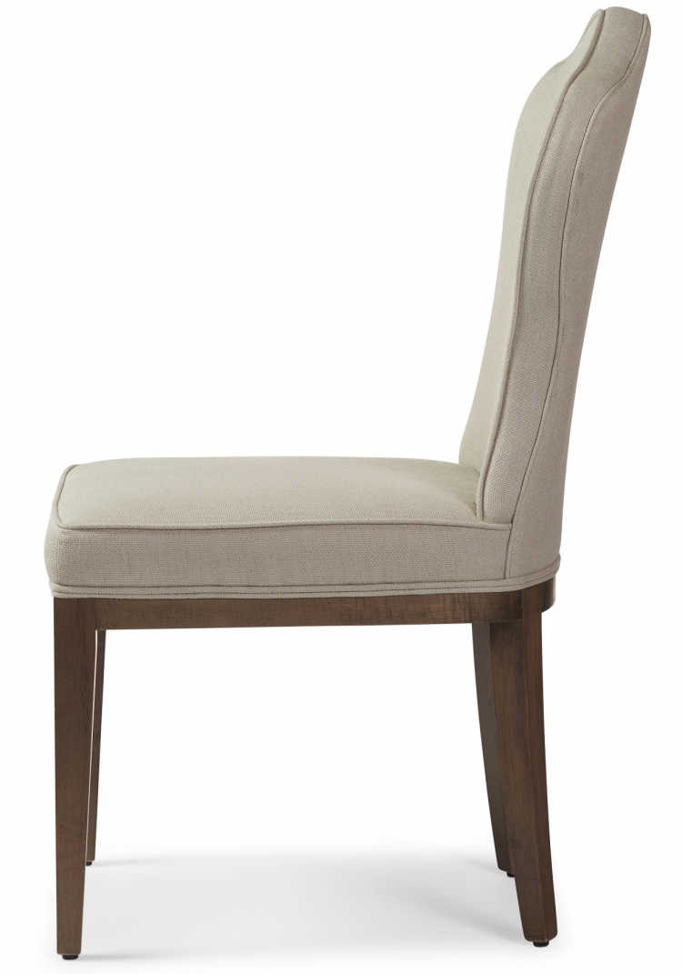 6198 Gresham House Furniture Dining Chair Style #6198 - side