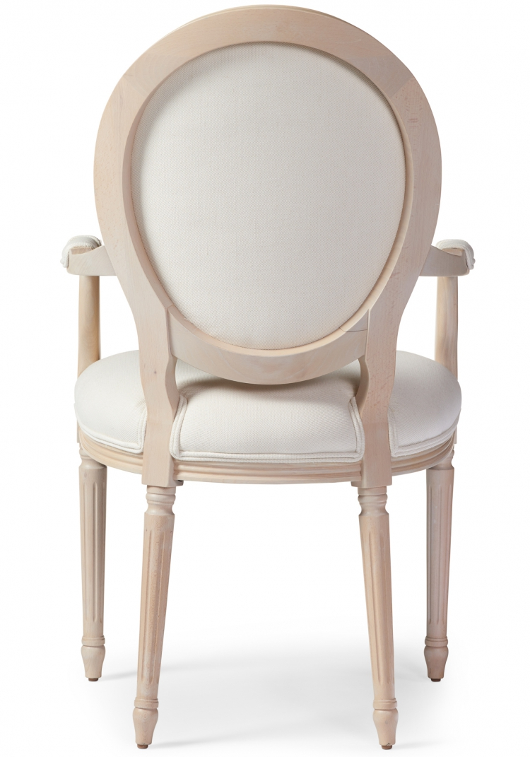 6200 Gresham House Furniture Dining Chair Style #6200 Classically styled arm back