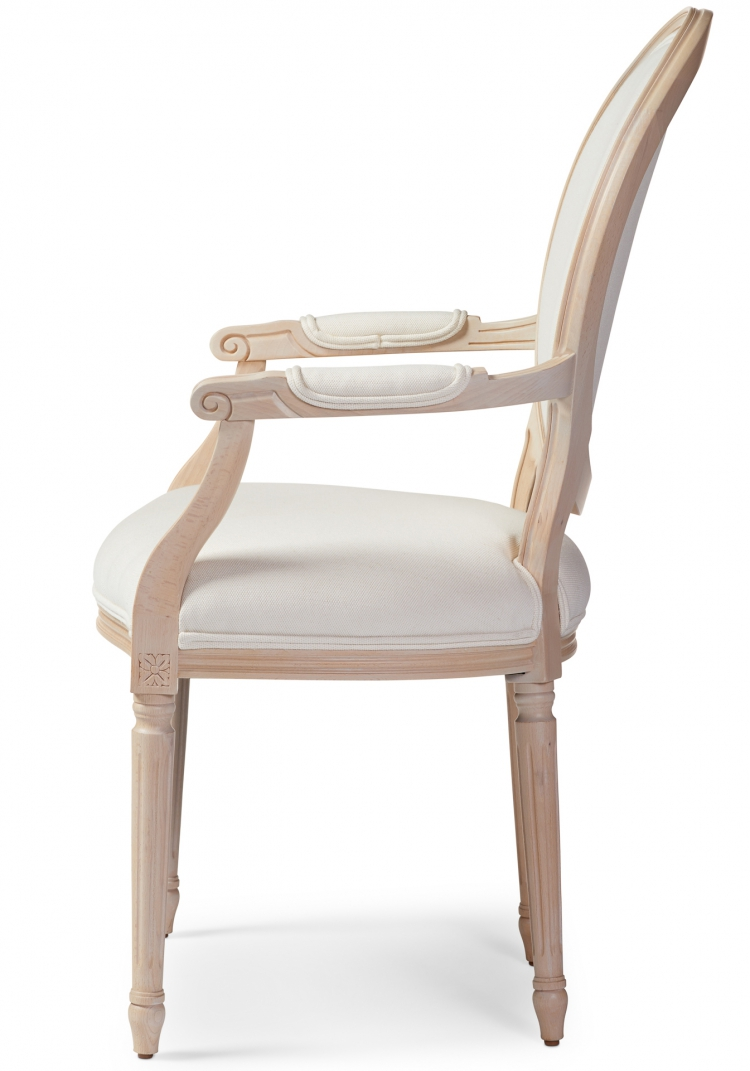 6200 Gresham House Furniture Dining Chair Style #6200 Classically styled armside