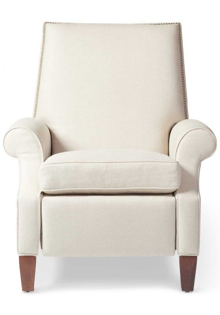 7069 Gresham House Furniture Style #7069 Recliner Chair - front view
