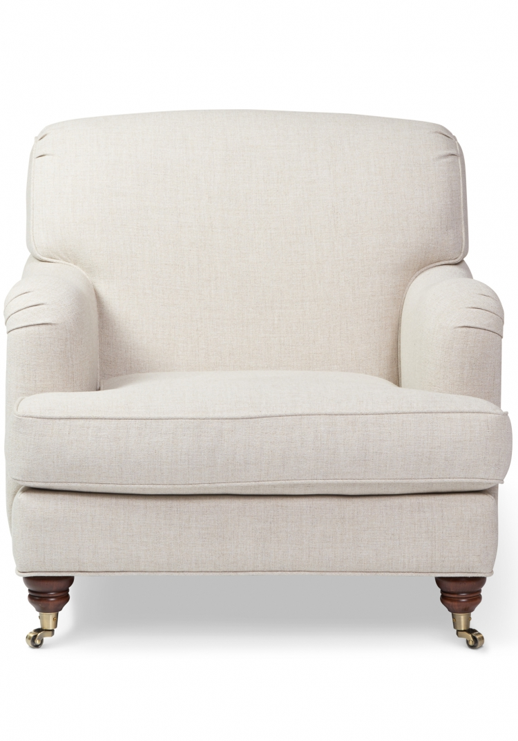 5065s Gresham House Furniture Style #5065 Classic William Birch Chair    Front View