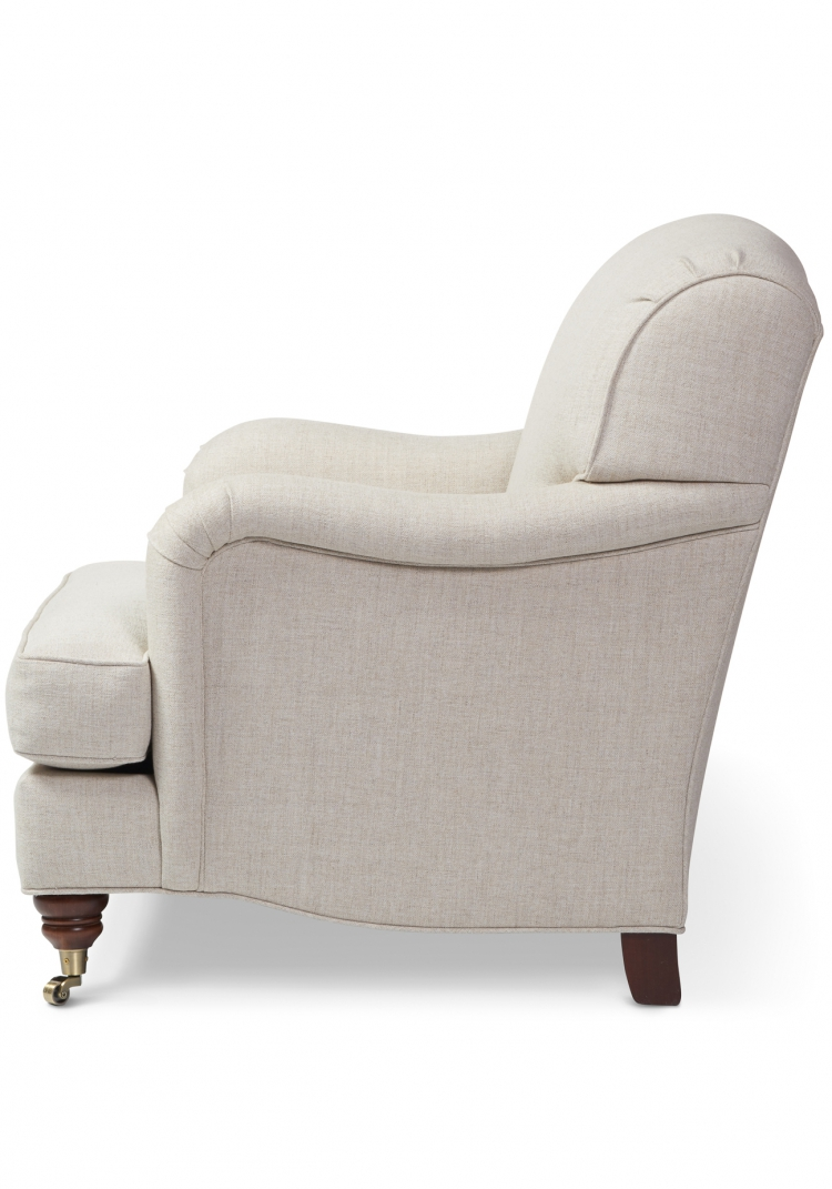 5065s Gresham House Furniture Style #5065 Classic William Birch Chair    Side View