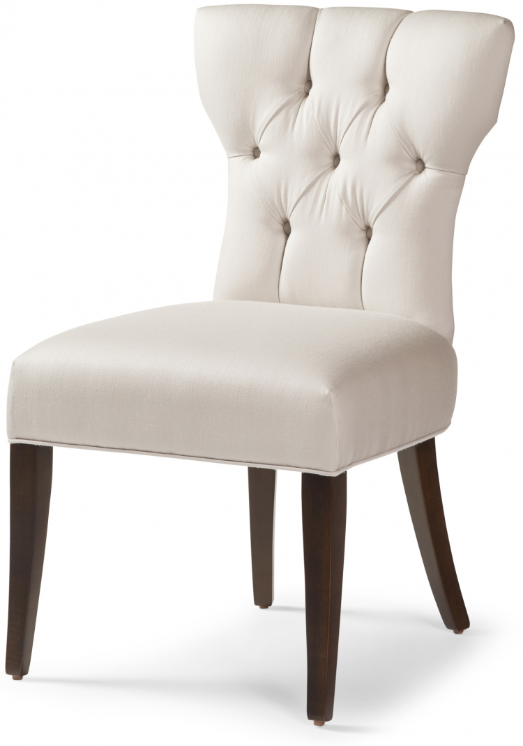 6274 Gresham House Furniture diamond tufted dining chair Style #6274