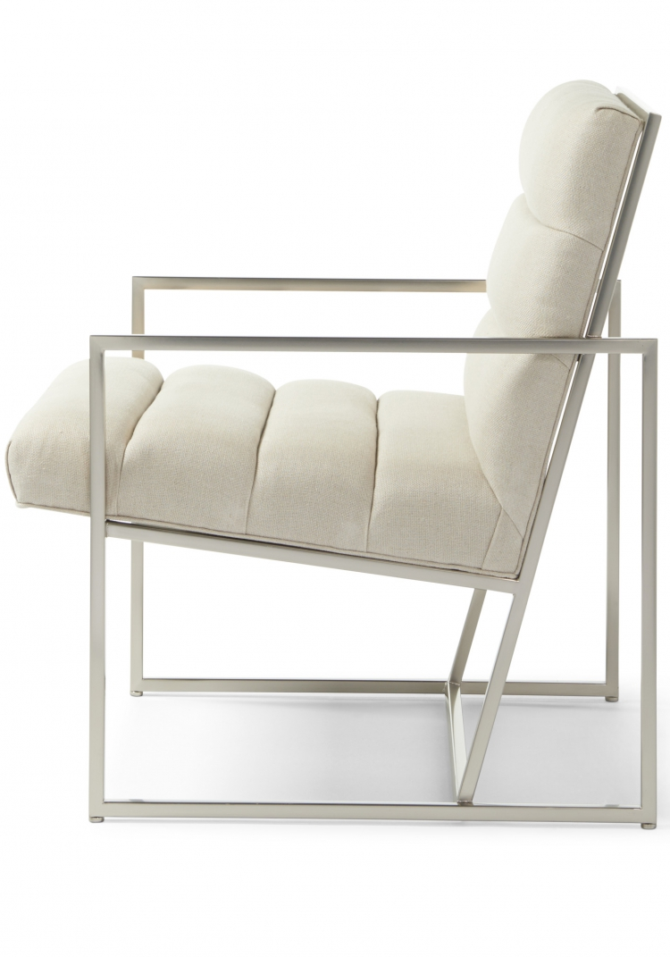 7122 Gresham House Furniture Chair Style #7122 - side
