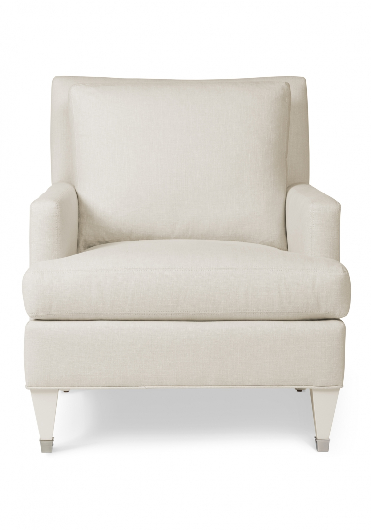 Olivia 7450 Gresham House Furniture Chair Style #7450 - front view