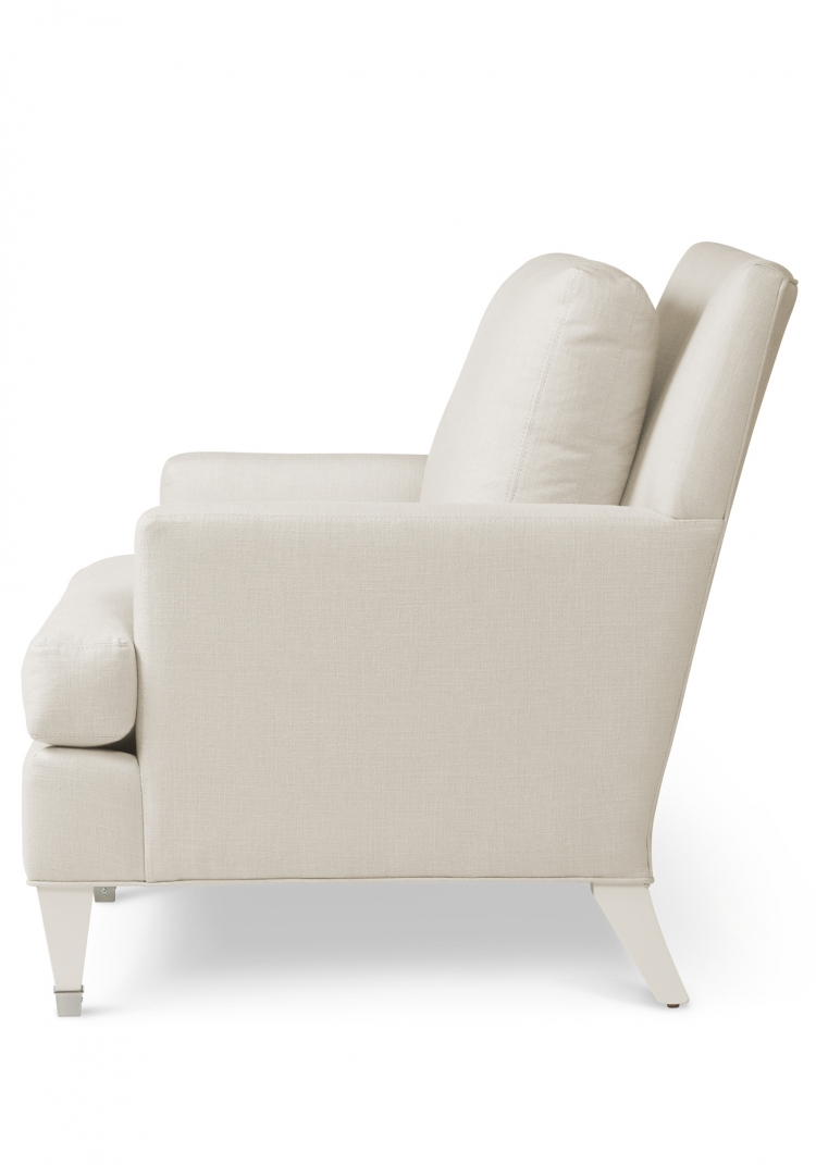 Olivia 7450 Gresham House Furniture Chair Style #7450 - side view