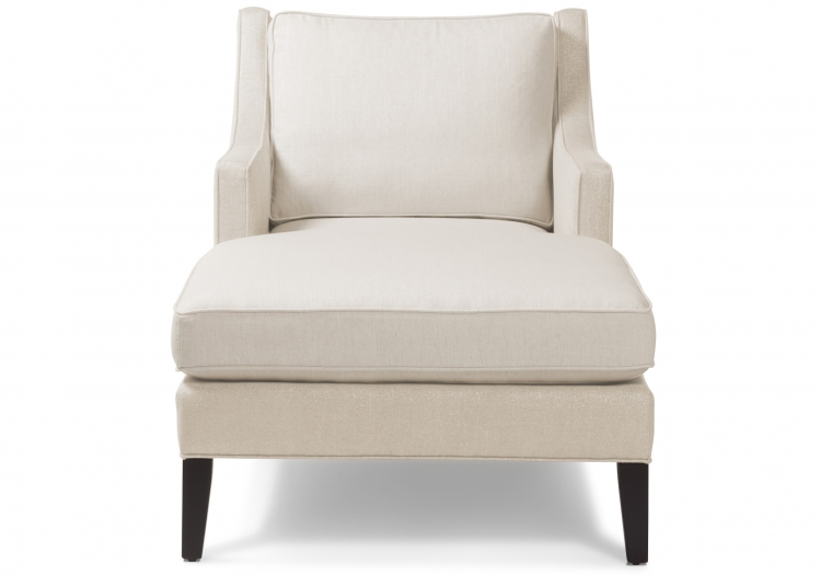 7216 Gresham House Furniture Chaise Style #7216 - front view