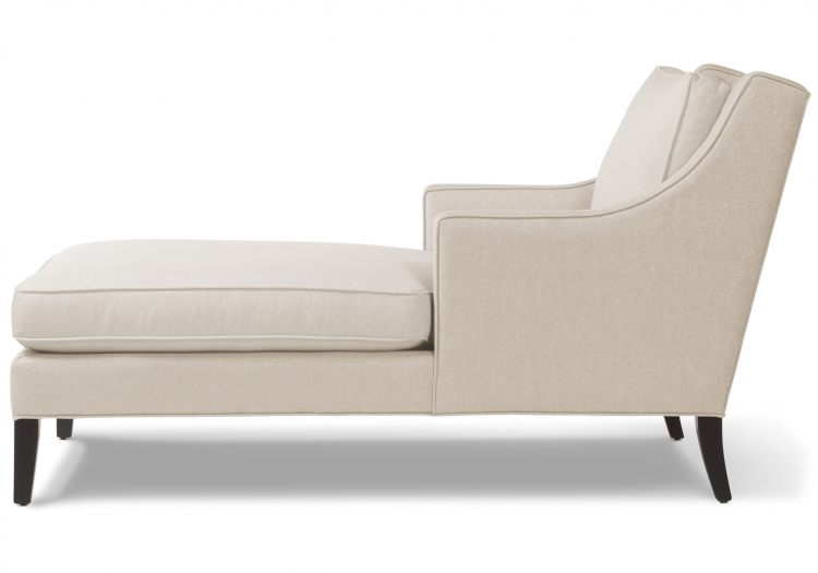 7216 Gresham House Furniture Chaise Style #7216 - side view