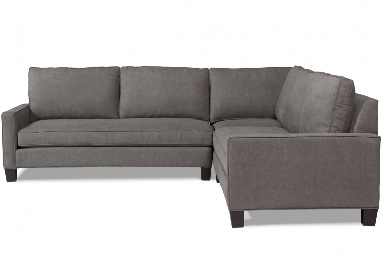 Gresham House Furniture Sectional Style #9002 - front