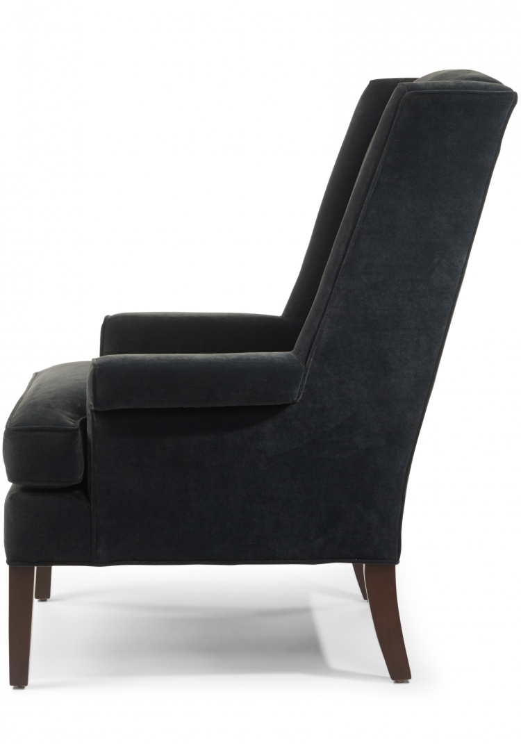 7421 Gresham House Furniture Chair Style #7421 - side