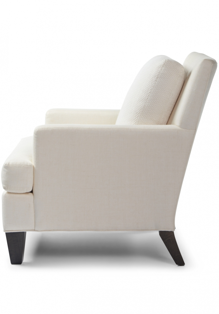 Olly 7452 Gresham House Furniture Chair Style #7452 - side