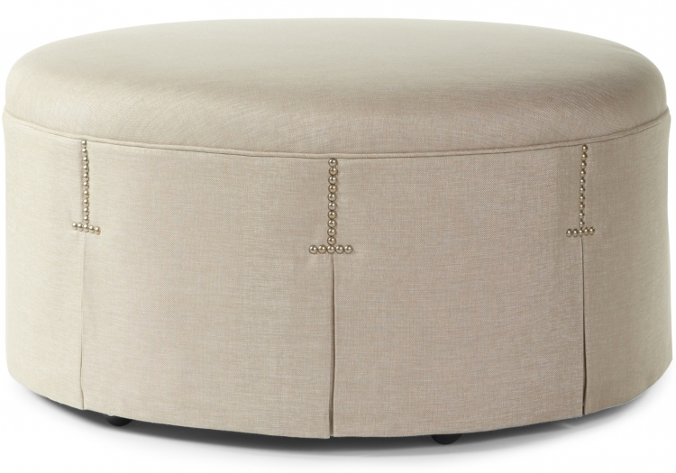 Malcolm 7104 Gresham House Furniture Ottoman Style #7104